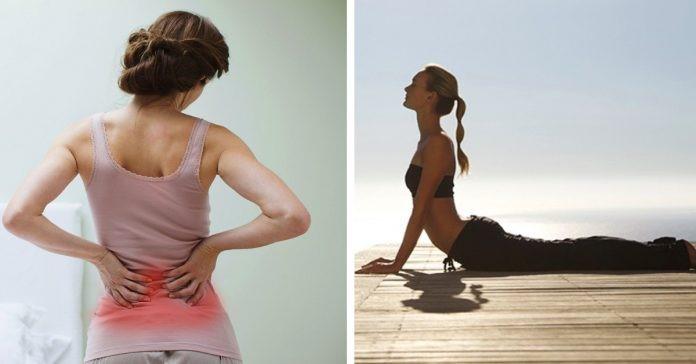 7 Poses de ioga que você pode fazer em 8 minutos para aliviar a dor nas costas