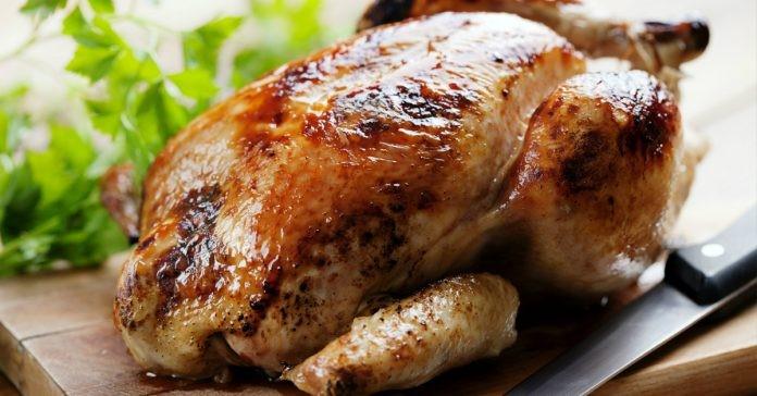 Não retire a pele do frango, é bom para sua saúde!