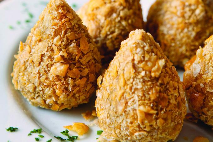 Receita de Coxinha fit recomendada por nutricionistas – É uma delícia!