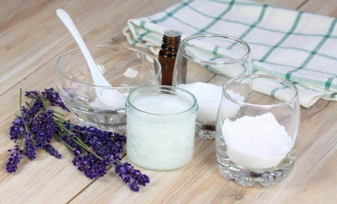 Faça seu desodorante com apenas 3 ingredientes em menos de 2 minutos