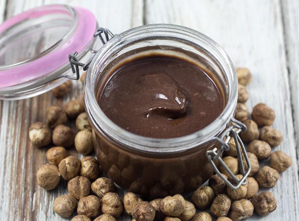 Nutella Caseira Fit – O Doce Saudável Mais Gostoso Que Você Já Comeu