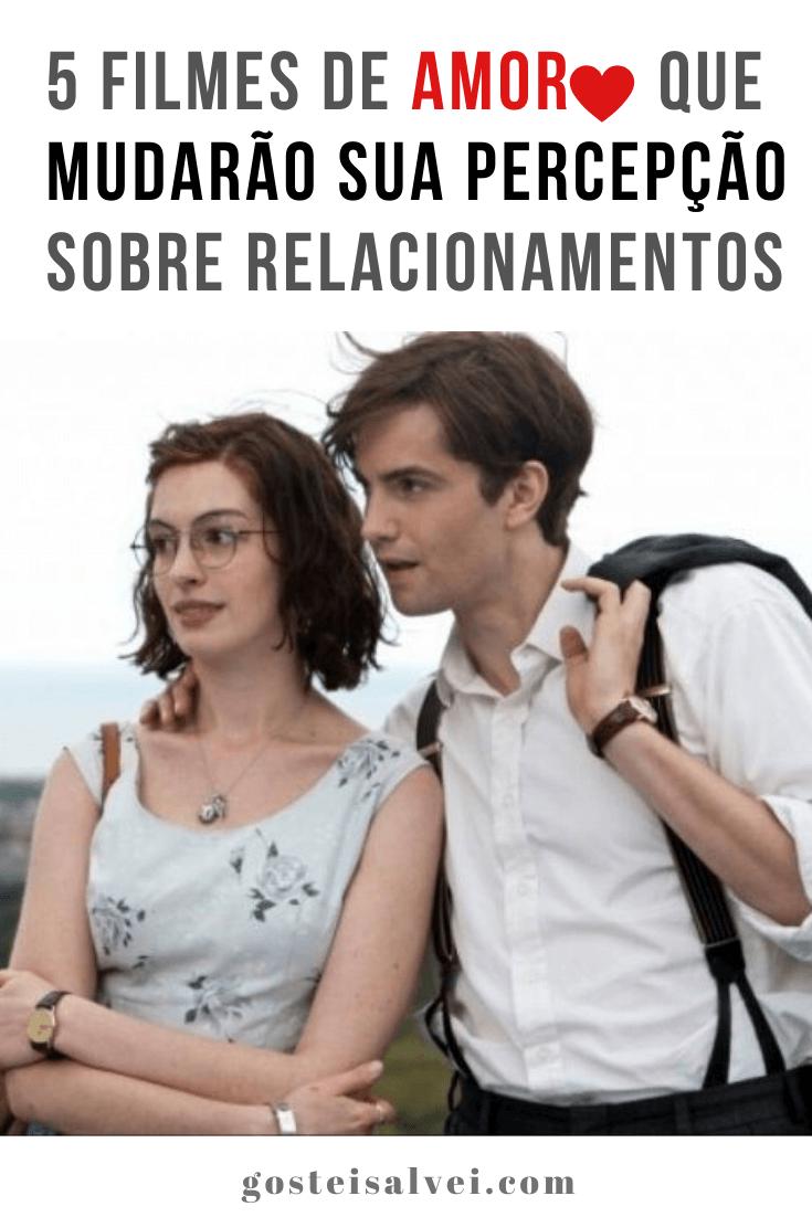 You are currently viewing 5 Filmes de amor que mudarão sua percepção sobre relacionamentos