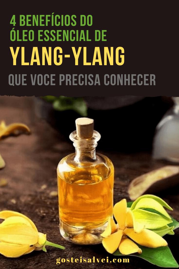 4 Benefícios Do Óleo Essencial De Ylang-Ylang Que Voce Precisa Conhecer