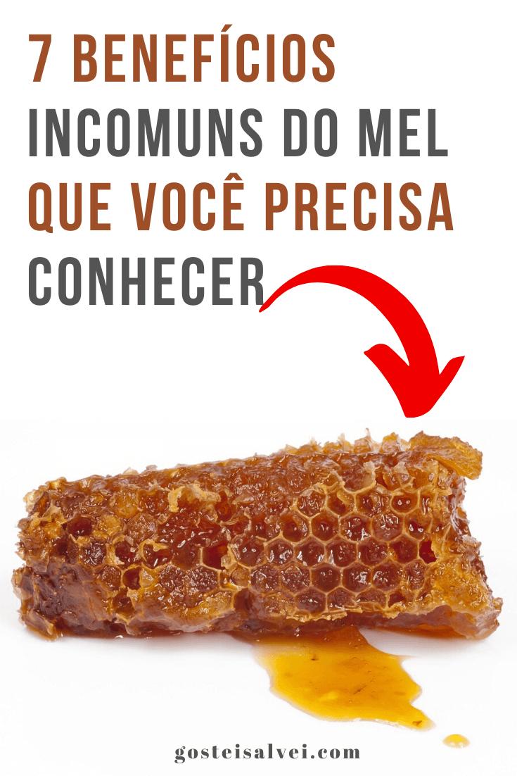 7 Benefícios incomuns do mel que você precisa conhecer