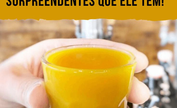 Aprenda a fazer suco de açafrão e descubra os benefícios surpreendentes que ele tem!