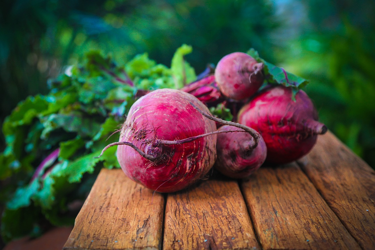 Conheça os principais benefícios da beterraba para a saúde