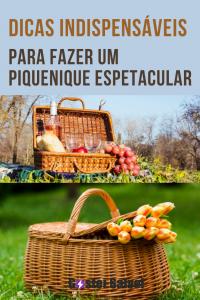 Read more about the article Dicas indispensáveis para fazer um piquenique espetacular