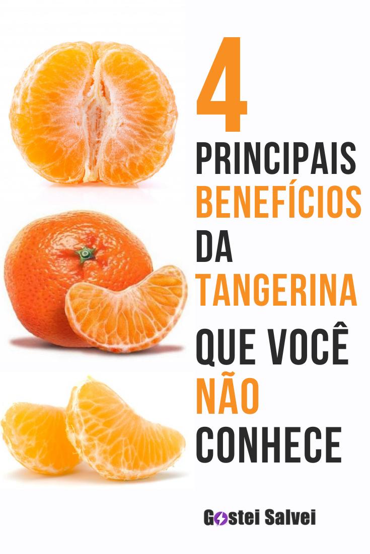 You are currently viewing 4 Principais benefícios da Tangerina que você não conhece