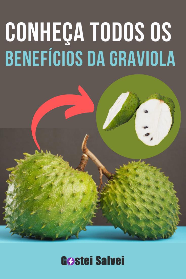 You are currently viewing Conheça todos os benefícios da graviola