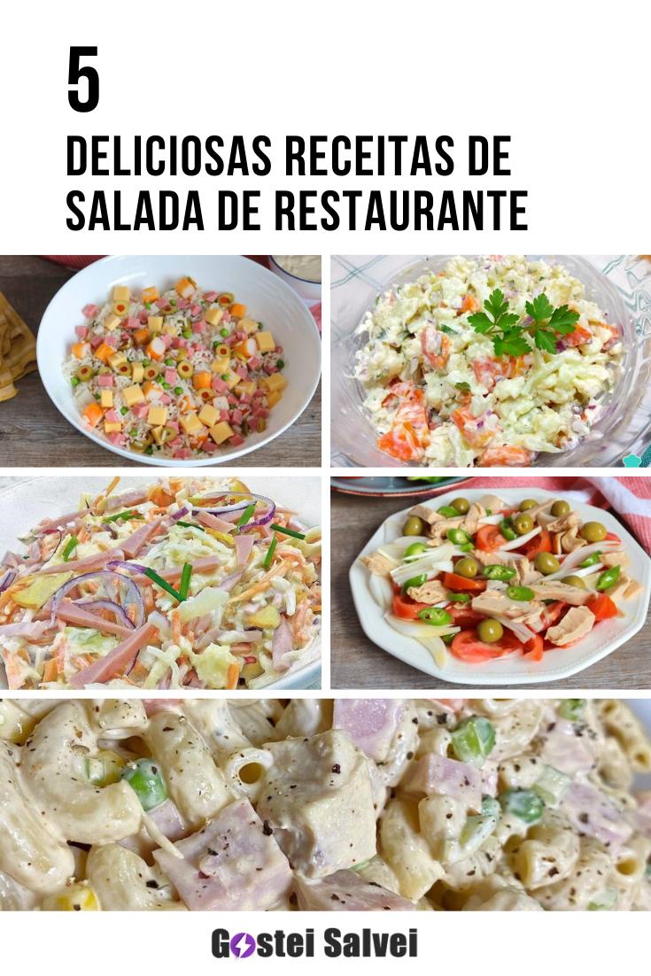 You are currently viewing 5 Deliciosas Receitas de Salada De Restaurante