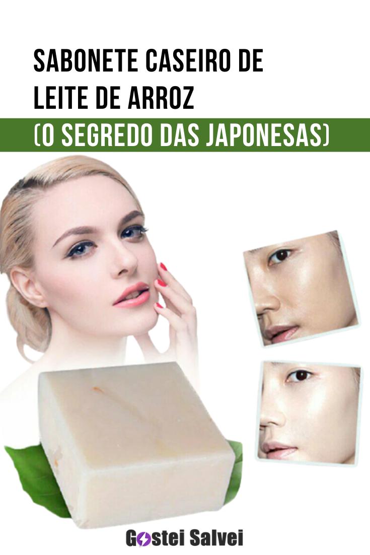 You are currently viewing Sabonete Caseiro De Leite De Arroz – O Segredo Das Japonesas