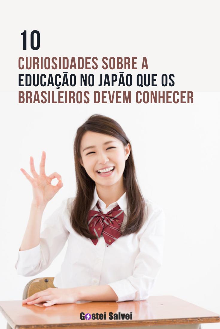 You are currently viewing 10 Curiosidades sobre a educação no Japão que os brasileiros devem conhecer
