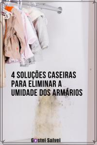 Read more about the article 4 Soluções caseiras para eliminar a umidade dos armários