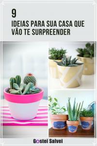 Read more about the article 9 Ideias para sua casa que vão te surpreender