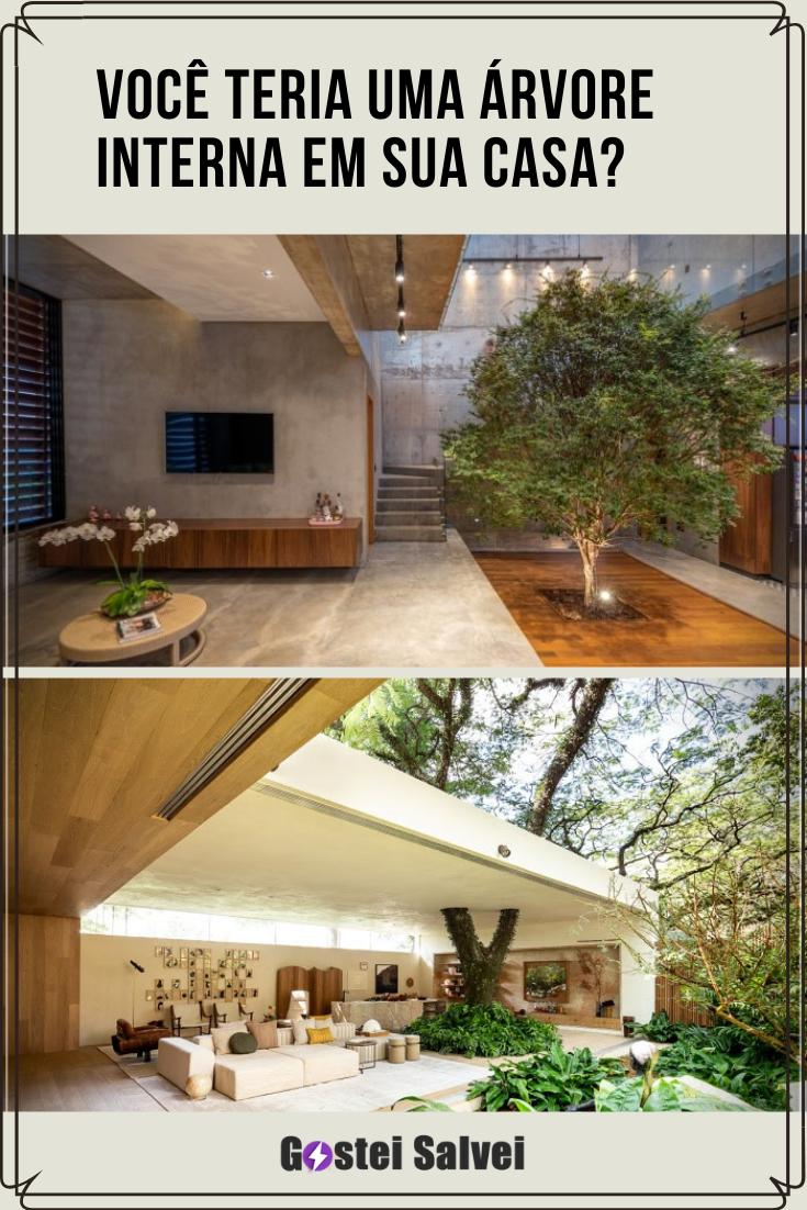 You are currently viewing Você teria uma árvore interna em sua casa?