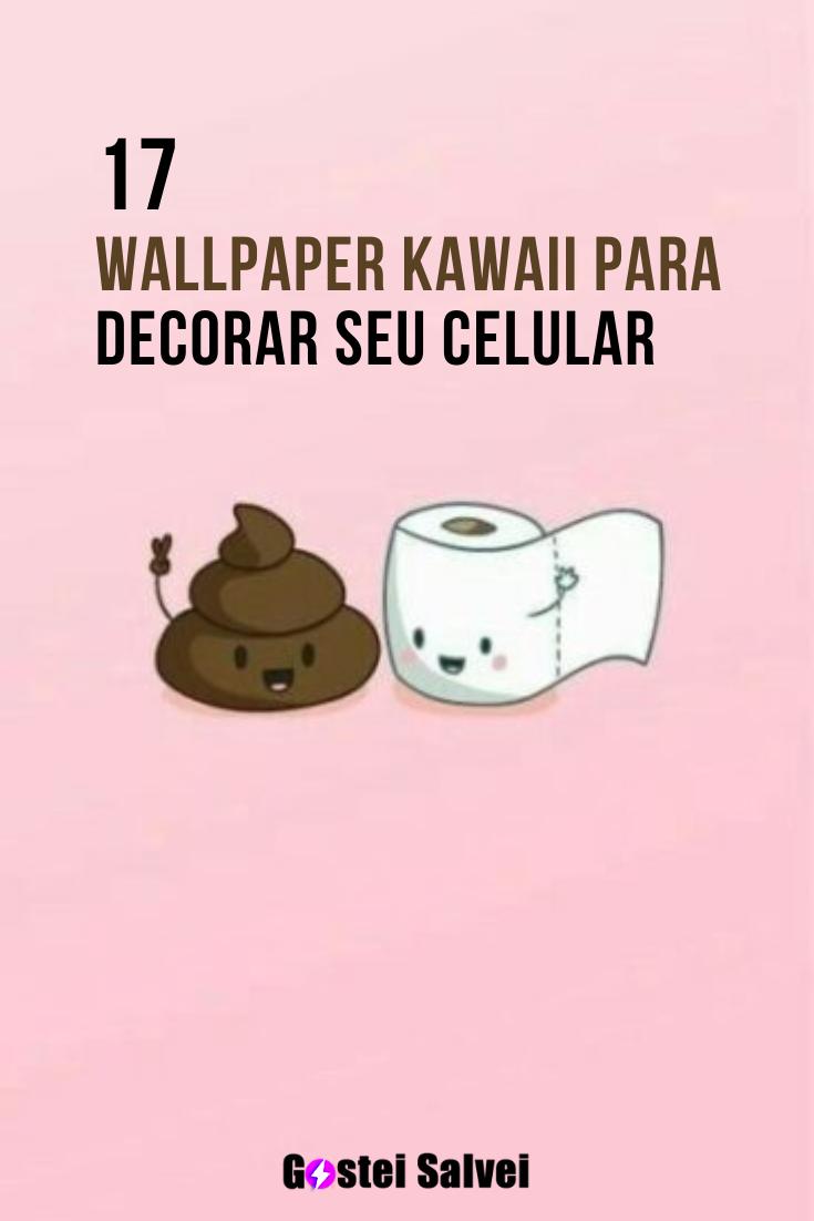 You are currently viewing 17 Wallpaper kawaii para decorar seu celular
