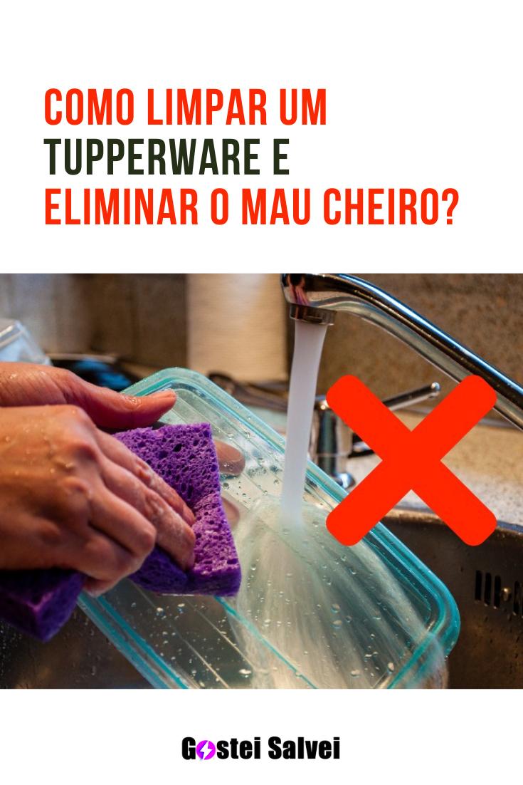 You are currently viewing Como limpar um Tupperware e eliminar o mau cheiro?