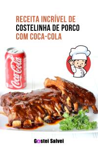 Read more about the article Receita incrível de costelinha de porco com Coca-Cola