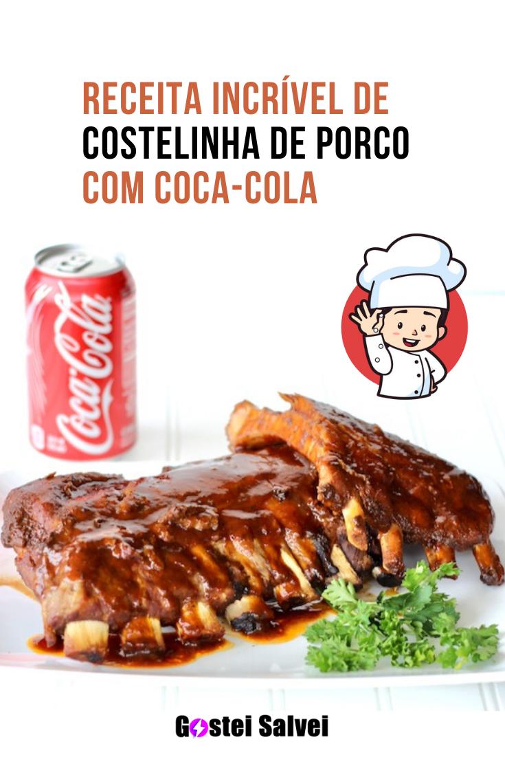You are currently viewing Receita incrível de costelinha de porco com Coca-Cola